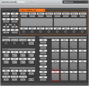 Maschine Controller Editor